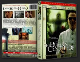 The Human Centipede DVD Custom by FlashFormula