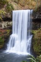 silver falls state park lower south falls by ringmale