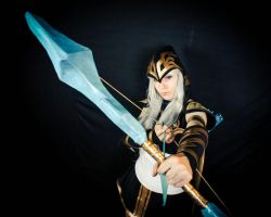 Ashe - League of Legends - cosplay by Lucy (2) by LucyWindrunner
