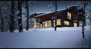 Winter dwelling 01 by gravier25