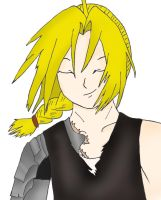 Edward Elric - Within the Wind by AerithQueenOfCetra
