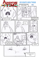 Adventure Time Webcomic ~ pg. 1 by adam1875