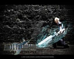 FF7: CLOUD --wFX by stringedpantomime