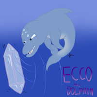 Ecco the Dolphin by artemispanthar