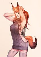 This Sweater Kills by Gintijd