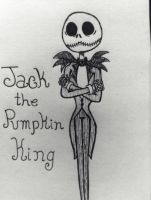 Jack the Pumpkin King by K00KYL0VER98