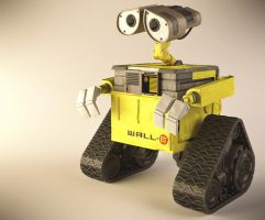 Wall-E by Regus-Ttef