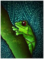 Frog by con3x
