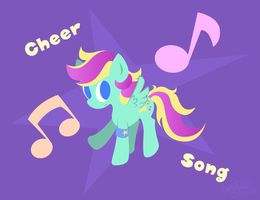 Little Cheer Song by midori-no-ink