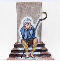 Rise of the Guardians - Jack Frost 2 by Kcie-Aiko