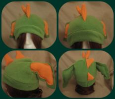 Dragon hat by ThisIsMyLurkerName