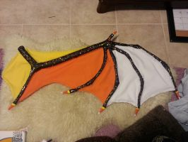 Dragon Wing (1/2 finished) by Eveningshadow1022