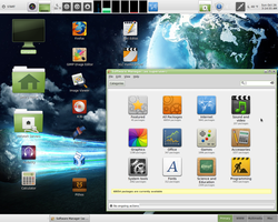 LinuxMint 16 (MATE) - Software Manager by paradigm-shifting