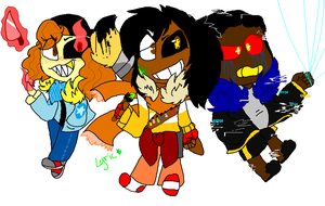 The Crew by lyrictherascal1313