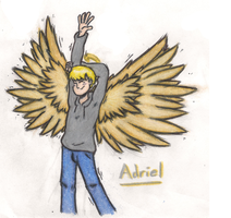 Adriel, 'the Flock of God' (Tffan1's Character) by AmbiguouslyAwesome1