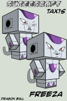 Cubee - Freeza by TaxisFlashDude