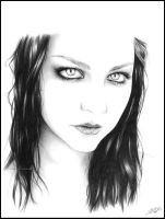 Amy Lee 3 by Zindy