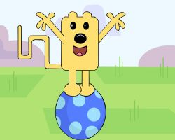 Wow Wow Wubbzy by Pisces1090