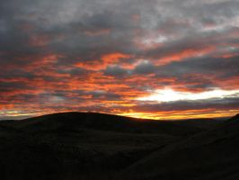 Nov 2008 Foothills Sunset 2 by pricecw-stock