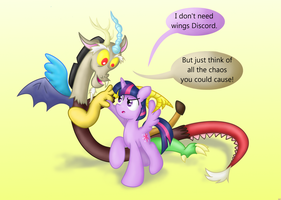 So much Chaos by 041744