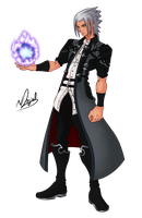 [Request] Young Xehanort by WingBlade48