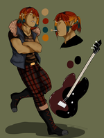 Sterling Lane ( UPDATED BIO) by GingerQuin