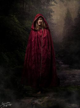 Red Riding Hood by tkilian73