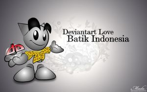Deviantart Love Batik Indonesia by Madarian
