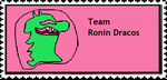 Shattered Hearts Ronin Dracos Stamp by Randi-lovesArt