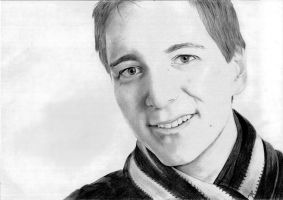 Oliver Phelps by janep