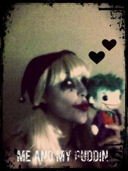 Me and My Puddin by Harleyquinn4850