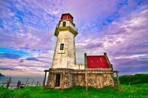 Mahatao Lighthouse by reijinz