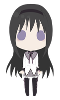 Homura by lolitaii