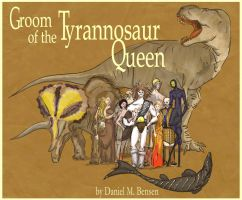 Groom of the Tyrannosaur Queen by bensen-daniel