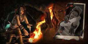 Tomb Raider Reborn Final by DCFisher