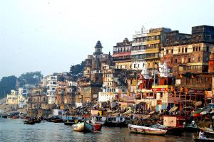 Morning in Varanasi 2 India by CitizenFresh