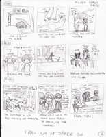 Hourly Comic 6/2/12 - Part 1 by Sohym