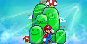 Mario Colored pt 2 by BIackFang