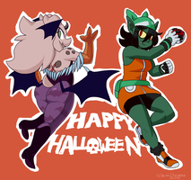 Halloween 2015 by SSO-Robo