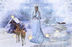 The Winter's Tale by ladyjudina