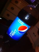 Pepsi Next It's REAL! by DarkRedTigr