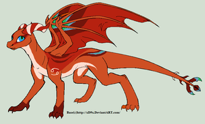 Cancer Dragon by PintoFire