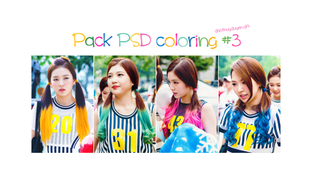 PACH_PSD_COLORING_#3 by daothuyduyen