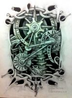 CelticSteam by Tattoo-Design