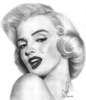 MM drawn in 1999 by imaginee