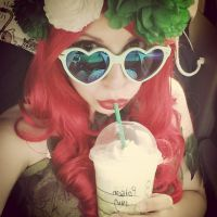 Hipster Poison Ivy II by LolitaLibrarian