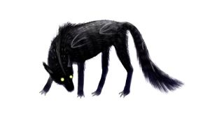Wolf by Ditchmaster