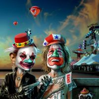 Kidman Urban Clowns by funkwood