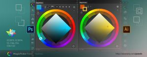 Tip#52:Background/foreground colors w/MagicPicker by Anastasiy