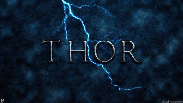 Thor Wallpaper by twilight-nexus